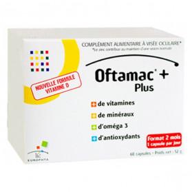 Oftamac Plus 60 capsules