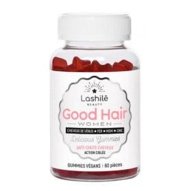 Lashilé Beauty Good Hair Women Anti-chutes 60 gummies