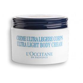 L'occitane Crème Ultra-Légère Corps Karité 200 ml