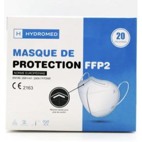 Masque de Protection FFP2 20 unités