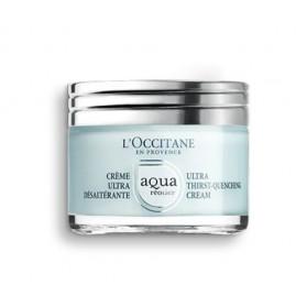 L'occitane Crème Ultra Désaltérante Aqua Réotier 50 ml