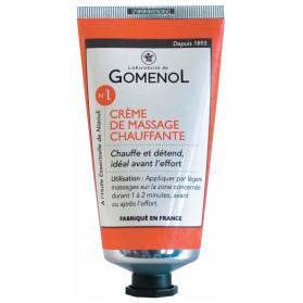 Laboratoire du Gomenol N°1 Crème de Massage Chauffante 75 ml