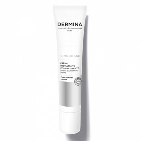 Dermina Sens-blanc Crème hydratante éclaircissante 40ml
