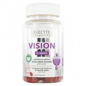 Biocyte Vision 60 gummies