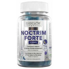 Biocyte Noctrim Forte Gummies 2 Mois de Cure 30 unités