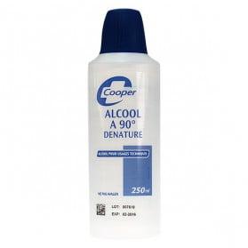 Cooper Alcool Dénaturé 90° 250ml