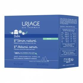 Uriage 1er sérum physiologique naturel 15x5ml
