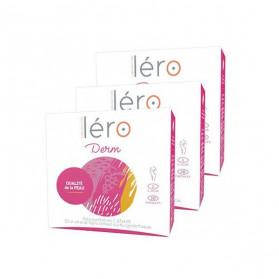 Léro Derm Lot de 3 x 30 capsules