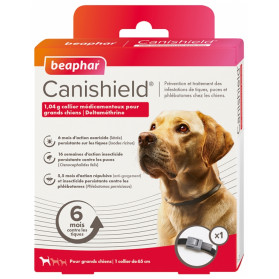 Beaphar Canishield Collier Grands Chiens 1 Collier