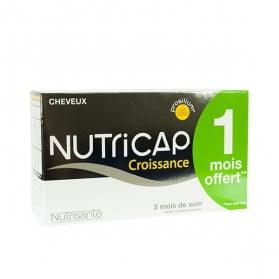 Nutrisanté Nutricap Croissance 2 mois + 1 mois Offert