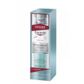 Eucerin Hyaluron-Filler Duo Routine Booster d'Hydratation