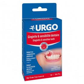 Urgo Visage Gel Gingivite et Sensibilité Dentaire 15g