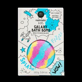 Nailmatic Boule de bain effervescente - Galaxy 160g