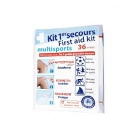 Clic & Go kit 1er secours 34 unités