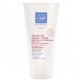 Eye Care Aqualiss Crème Nutri-Hydratante Mains et Pieds 50ml