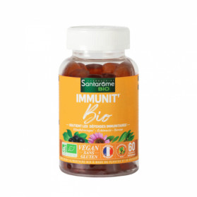 Santarome Immunit' Bio 60 Gummies