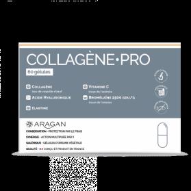 Aragan Collagen Pro 60 gélules
