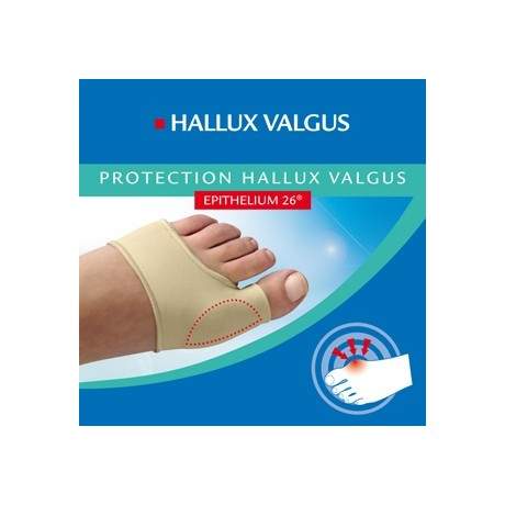 Epitact Protection Hallux Valgus à l'Epithelium 26® Taille M