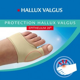 Epitact Protection Hallux Valgus à l'Epithelium 26® Taille L