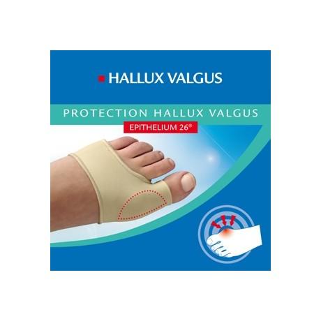 Epitact Protection Hallux Valgus à l'Epithelium 26® Taille L