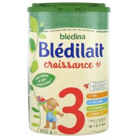 BLEDILAIT CROISSANCE+ LAIT 800G