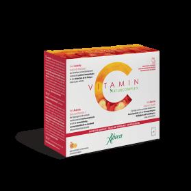 Aboca Vitamin C Naturcomplex - boîte de 20 sachets