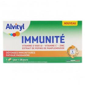 Alvityl Immunité 28 comprimés