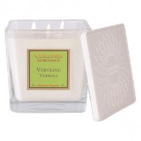 Collines de Provence Bougie Parfumée Verveine 420g
