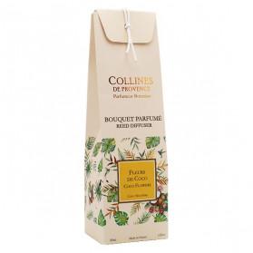 Collines de Provence Bouquet Parfumé Fleurs de Coco 100ml