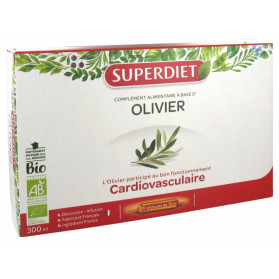 Super Diet Olivier Bio 20 Ampoules