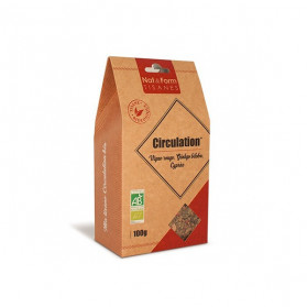 Nat & Form Tisane Circulation Bio 100g