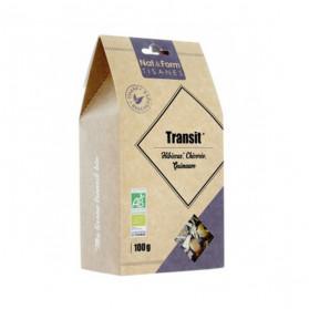 Nat & Form Les Tisanes Transit Bio 100g