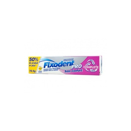 Fixodent Pro Soin Confort 70.5g