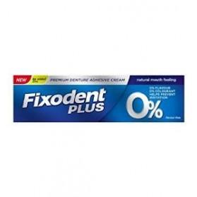 Fixodent Pro Plus 0% crème adhésive 40g