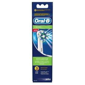 Oral-B 3 Brossettes de Remplacement Crossaction