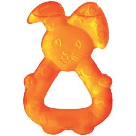 Dodie Anneau de Dentition Lapin Réfrigéré Orange