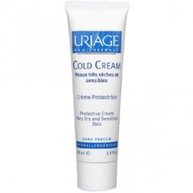 Uriage Cold Cream Crème Protectrice 100ml