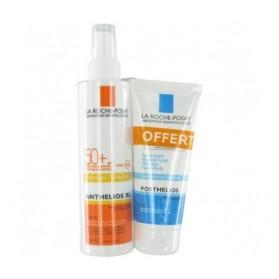 Anthelios XL Spray Ultra léger SPF50+ 200 ml + OFFERT Posthélios après soleil 100ml