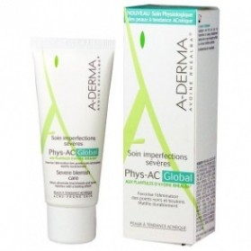 A-DERMA Phys-AC Global Soin imperfections sévères