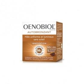 Oenobiol Solaire Autobronzant boite de 30 Capsules