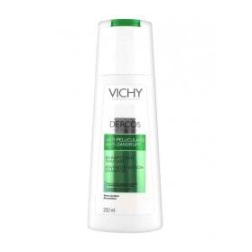 Vichy Dercos Shampooing Traitant Anti-Pelliculaire Cheveux Normaux à Gras 200 ml