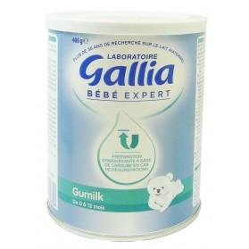 Gallia Gumilk 0-12mois 400g