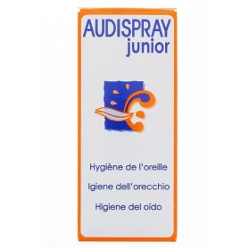 Audispray Junior Spray sans Gaz Pack 25 ml