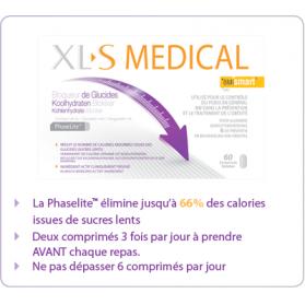 XL-S Medical Bloqueur de Glucides