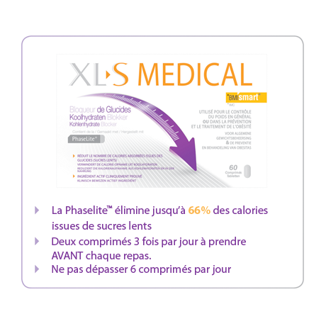 XL-S Medical Bloqueur de Glucides