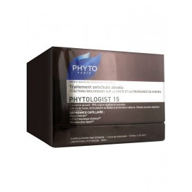 PHYTO Phytologist 15 Traitement Antichute Absolu 12 Fioles