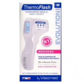 ThermoFlash LX-26 Evolution Color Series Blanc