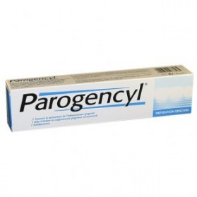 PAROGENCYL Dentrifrice prévention gencives - 75ml