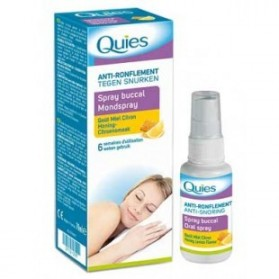 Spray buccal anti ronflement goût miel citron 70ml