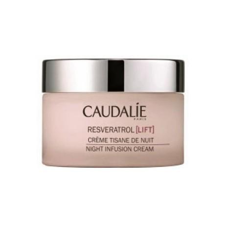 Caudalie Resveratrol [lift] crème tisane de nuit 50ml
